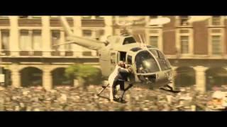 007 Spectre- Helicopter Scene