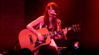 Kate Voegele - Say you're mine ((Live du 03/09/2011 à la Maroquinerie - Paris)