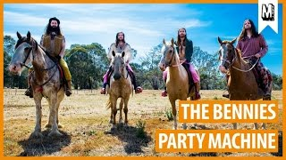 "The Bennies - ""Party Machine"""