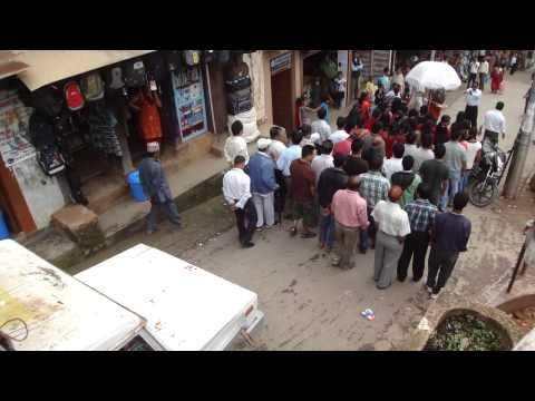 Gaijatra Festival in Tansen Nepal – Part 2