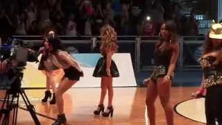 Fifth Harmony - Better Together ATT NCAA Dallas Texas 04/06/14