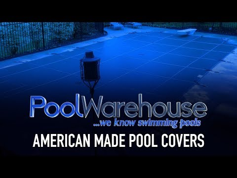 Safety Swimming Pool Covers From Pool Warehouse