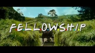 LotR Fellowship - Friends Opening