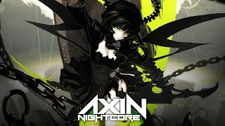 Nightcore - It's Over When It's Over [Lyrics]