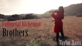 Brothers (Fullmetal Alchemist) - Violin Cover - Taylor Davis