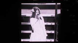 Lana Del Rey - Summertime Sadness (Live At Lollapalooza In Chicago's Grant Park)