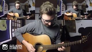 Gusttavo Lima - Zé da recaída (Violão e guitarra COVER)