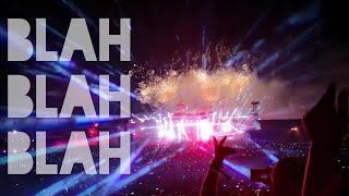 Armin van Buuren - BLAH BLAH BLAH at PAROOKAVILLE 2018 Ceremony  [4k]