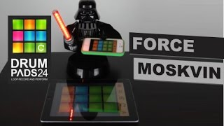DRUM PADS 24 - FORCE by Moskvin