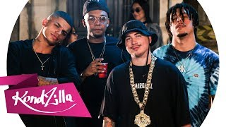 MC Maneirinho, MC TH, Cacife Clan e WC no Beat  - É o Trem (KondZilla)