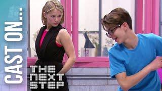 The Next Step Season 5 - Cast On Julian Lombardi ('Ozzy')