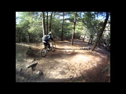 Morocco singletrack mountain bike ¦ Louka Trail