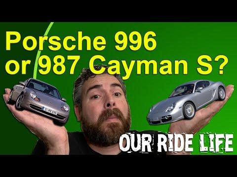 Porsche 987 Cayman or Porsche 996