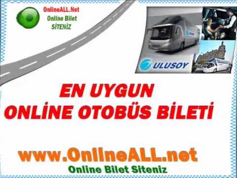 Ulusoy Turizm Otobüs Bilet Fiyatları -İnternetten Bilet Al OnlineALL.net-Online Otobüs Biletleri