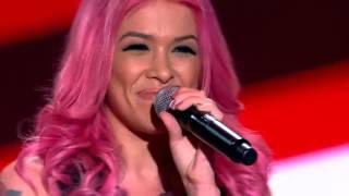 Nikki canta 'Don't Wake Me Up' no The Voice Brasil - Audições | 4ª Temporada