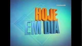 """[HQ] Vinheta do """"Hoje em Dia"""" da Rede Record (2007)"""