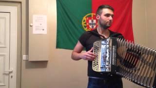 Jajão na concertina