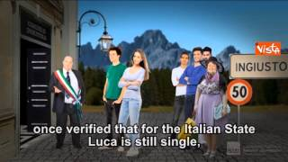 POLIGAMIA IN ITALIA POSSIBILE CON NO A COPPIE GAY IL VIDEO PER I DIRITTI LGBT 12-05-15