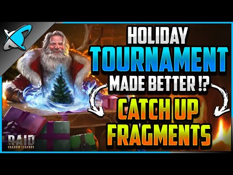 HOLIDAY TOURNAMENT... Could Have Been So Much Better | RAID: Shadow Legends Vs Dragon Champions