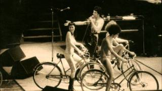 Queen - Bicycle Race (Piano and Vocals Only)