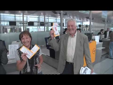 Inside Munich Airport – Airport Video Tours