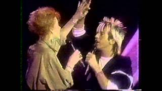 """Limahl - """"Never Ending Story"""" ft. Beth Anderson LIVE Solid Gold"""