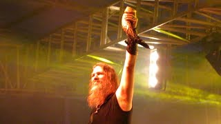 Amon Amarth - At Dawn's First Light  In Colombia 2017