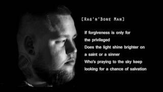 Rag'n'Bone Man ft. Vince Staples - Hell Yeah (Lyrics)