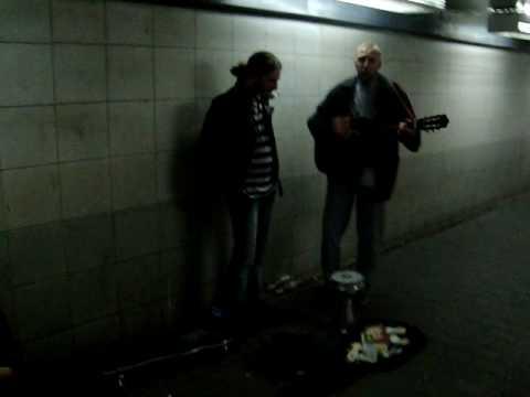 Singers in Odessa