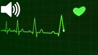 Heartbeat Flatline Sound Effect