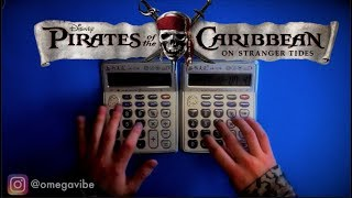 He's a Pirate - Pirates of the Caribbean Theme (Dual Calculator Cover)