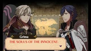 Fire Emblem Awakening: Incorrect Quotes