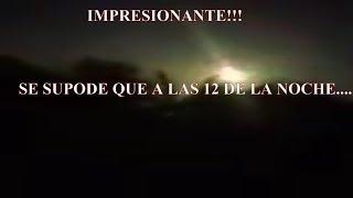 El Mejor Video del meteorito de Valencia 👇 Impresionante 👇