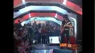 The White Stripes - Girl You Have No Faith In Medicine (live @Much Music) HD