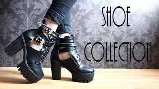My Shoe Collection || Roxxsaurus