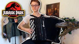 Jurassic Park - Main Theme [Accordion Cover]