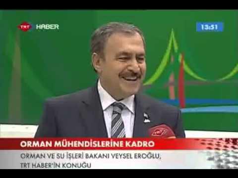Bakanımız Veysel Eroğlu'ndan Memur Adaylarına Müjde