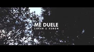 Zakeh - ME DUELE feat. Xenon (Videoclip Oficial) [CHANGES 2016]