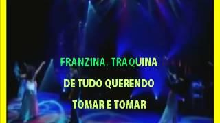 VIDEO KARAOKE DANIEL MARAVIDA ( MÚSICA DA NOVELA AMOR A VIDA )