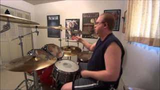 Under The Covers - The Misfits - Dig Up Her Bones DRUM COVER / The Drum Show
