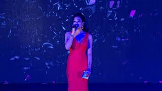 Anchor Sonali Ghosh : Singing Galliya