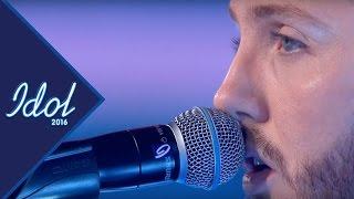 James Arthur -  Say you won't let go | Swedish Idol 2016 (TV4)
