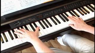 I Will Always Return - Spirit Stallion of  the Cimarron - Piano
