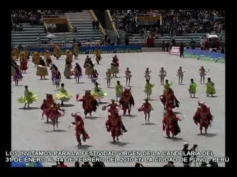 Tradicional Diablada Porteño 2009   Coreografía