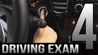 Driving Exam - 4 Tips to be Less Nervous
