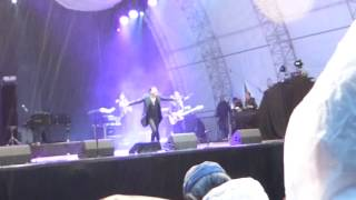 Lionel Richie- Don´t stop the music- Aachen- 22.06.2015