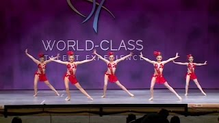 "Dance Moms - Candy Apple's Group Dance ""Stand Up"""