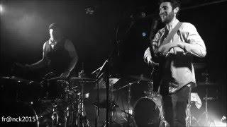 """BROKEN BACK """"Young Souls"""" live@Transmusicales de Rennes 2015 - Bars en Trans - 1988 live club"""