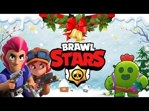BRAWL STARS ESPECIAL DE NATAL