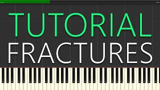 Illenium ft. Nevve - Fractures (Piano Tutorial)
